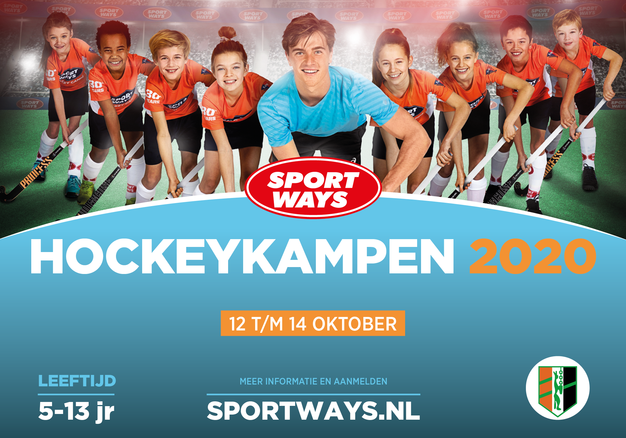 SportWays hockeykampen in 2020 op HIC