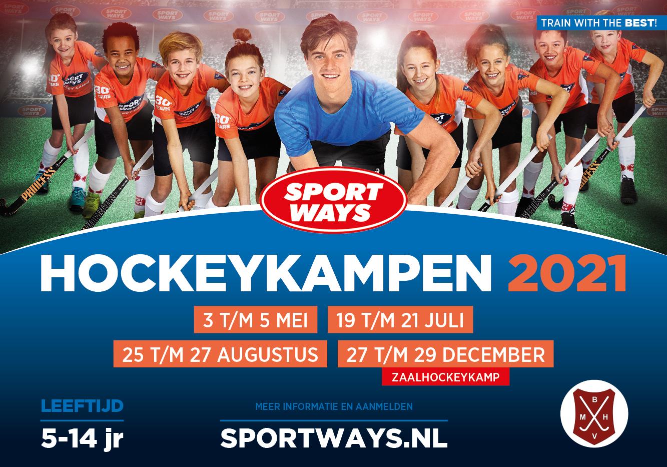 SportWays Hockeykampen op Baarn lente 2021