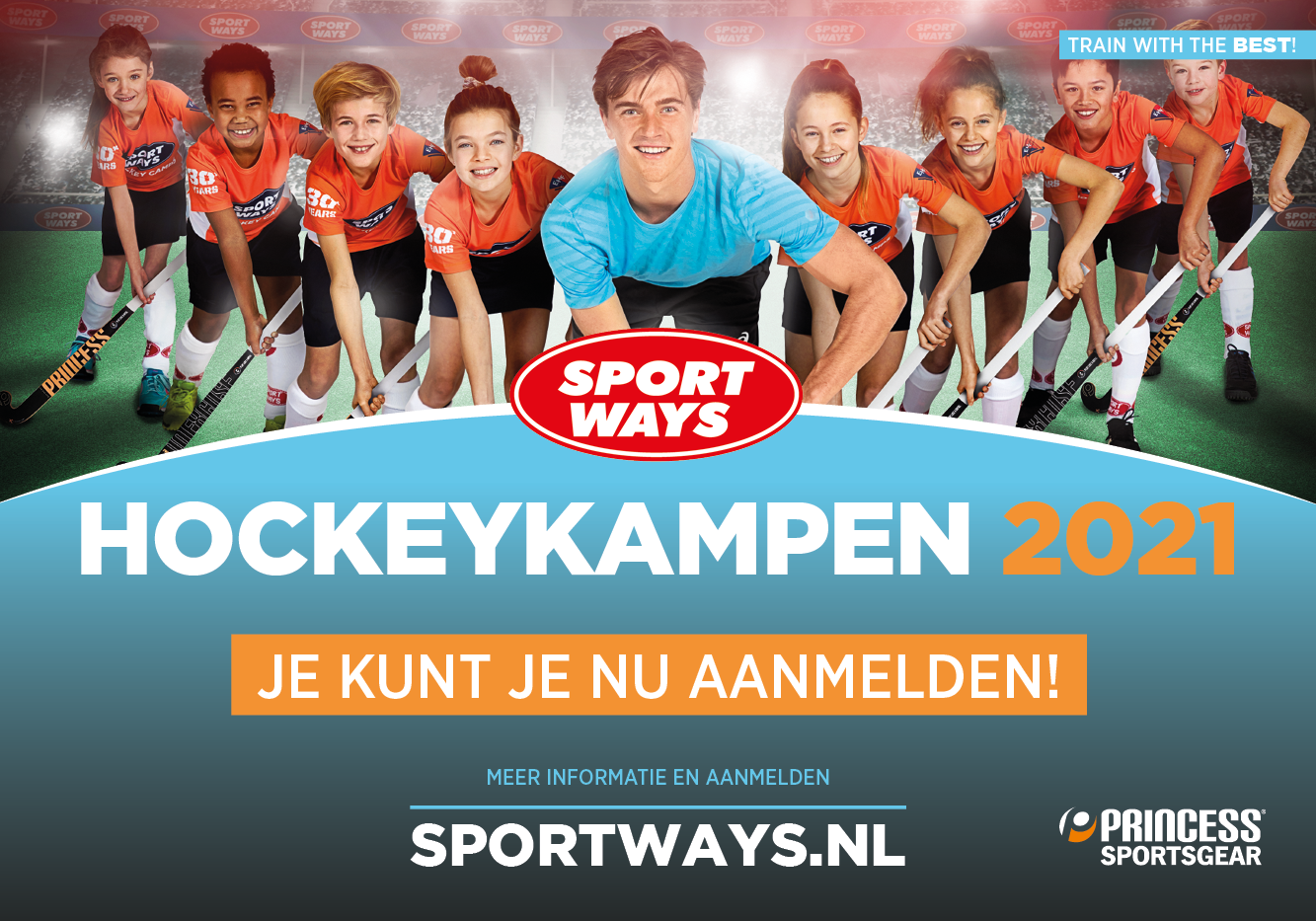 SportWays Hockeykampen op Hurley in 2021